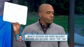 Tuesday Trivia: Rory edition