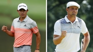 Golf Pick 'Em Expert Picks: Morikawa or Bryson at the BMW Championship?