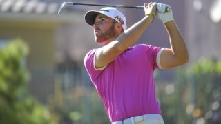 Highlights: Top shots from Round 1 of the Shriners Open