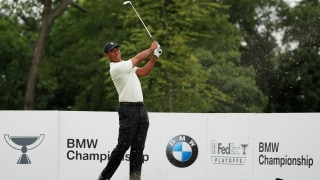 Highlights: Top shots from Round 2 of BMW Championship