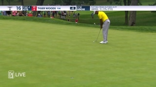 Highlights: Top shots from Round 3 of BMW Championship