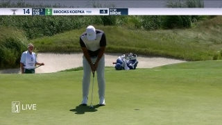 Highlights: Top shots from Round 3 of The Northern Trust