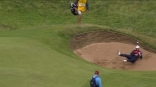 The Open: Top 5 fails from Day 1 at Royal Portrush