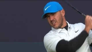 Highlights: Every shot from Koepka's second-round 69