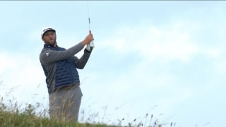 Watch: Rahm's full first round at The Open