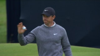 Highlights: Every shot from McIlroy's second-round 67