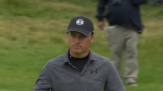 Highlights: Every shot from Spieth's second-round 67