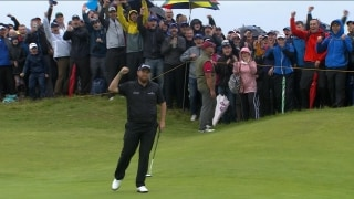 The Open: Top 5 shots from Day 2 at Royal Portrush