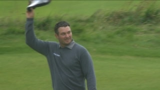 The Open: Top shots from Day 4 at Royal Portrush