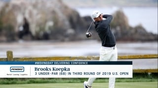 #MovingDay: Brooks makes his move at Pebble