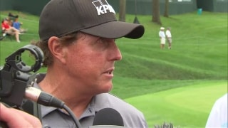 Phil comes to terms: 'I'm not going to win the U.S. Open'