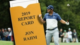 Physical and mental strength: The new Jon Rahm