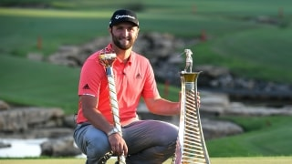 Rahm climbs to world No. 3 following Dubai double