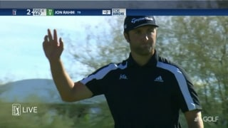 Highlights: Rahm, JT, Hideki off to quick starts at WMPO