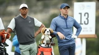 Tiger and Rory to take part in skins event in Japan