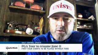 Golf Central Update: Palmer discusses Tour restart at home-course Colonial