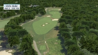 The Smarter Way to play the 18th hole at TPC Boston