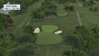 The Smarter Way to play hole 11 at Detroit Golf Club