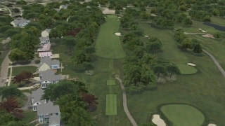 The Smarter Way to play hole 12 at Detroit Golf Club
