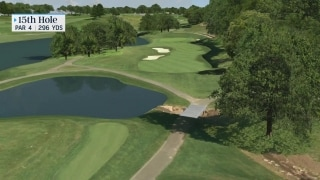 The Smarter Way to play the 15th hole at TPC River Highlands