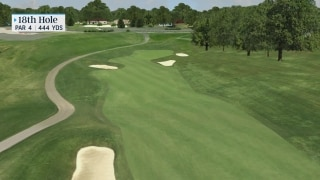 The Smarter Way to play the 18th hole at TPC River Highlands
