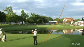 Highlights: Koepka grabs 36-hole lead at Tour Championship