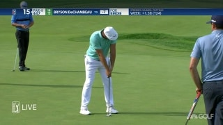 Putter pushes DeChambeau (62) into 3M Open lead