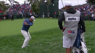 Koepka keeps it consistent in first-round 69