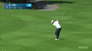 Highlights: Lee (62) gets off to quick start in Mexico