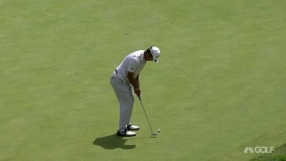 Highlights: Matsuyama (63) steals show at Medinah