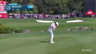 Chamblee breaks down McIlroy's wedge play at WGC