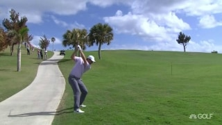 Highlights: Scheffler makes a run at 59 in Bermuda