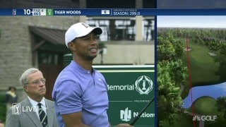 Tiger's troubles around Muirfield Village