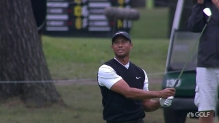 Tiger (64) takes solo lead after Day 2 at Zozo Championship