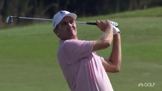 Todd snags 54-hole lead with third-round 62