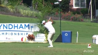 An fires second-round 65 to take lead at Wyndham