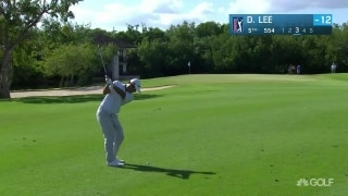 Highlights: Lee loses lead yet remains in hunt at Mayakoba