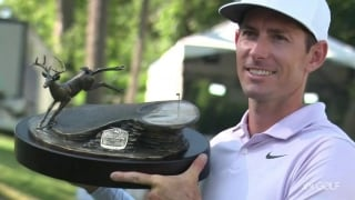 Frittelli wins John Deere for first PGA Tour win