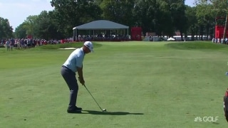 Leaders take it low at Rocket Mortgage Classic