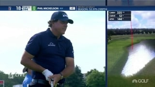 Phil flounders, Reed rallies in Minnesota