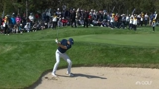 Spieth (T-8) continues to struggle off the tee, not around greens