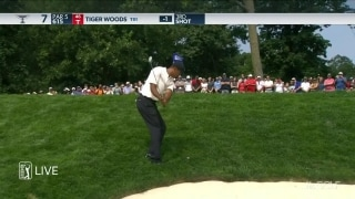 Highlights: Tiger (71) falls further behind at BMW
