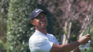 Woods on top in Japan after back-to-back 64's