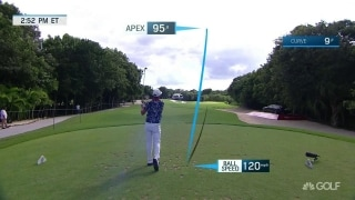 Watch: Sunday's top shots at Mayakoba include pair of aces