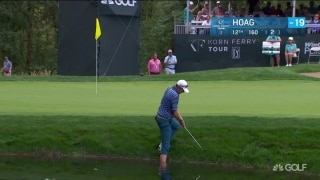 Highlights: Hoag hangs on in Portland to grab PGA Tour card