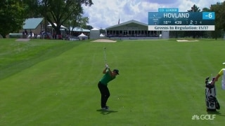Highlights: Hovland tied atop leaderboard at KFT Finals opener