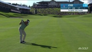 Jobe lands big win at Boeing Classic