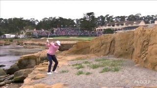 U.S. Open Thursday shots of the day