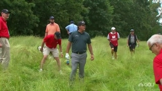 Highlights: Phil starts strong, Spieth stumbles at Travelers