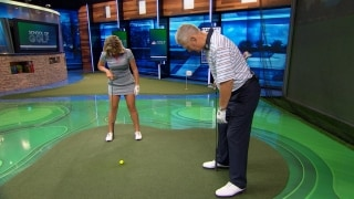 School of Golf: Martin's keys to the knees
